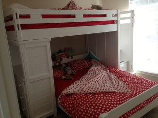 Lovely bunk bed for my sweethaerts