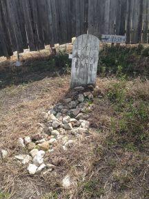 Grave yard...