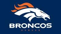 Logo van de Denver Broncos.
