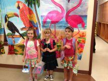Kindergarten BFF's...