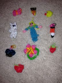 Crazy loom creaties