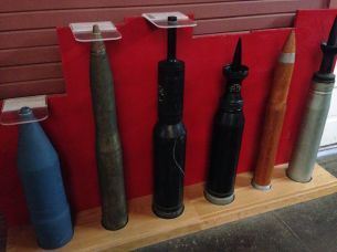 Different bombs...