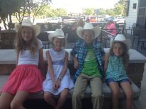 Cowgirls and cowboys, the next generation!