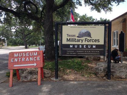 Museum entrance...