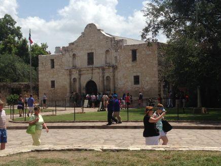 The Alamo...