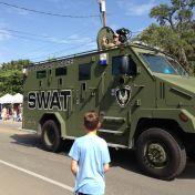 Round Rock swat team...