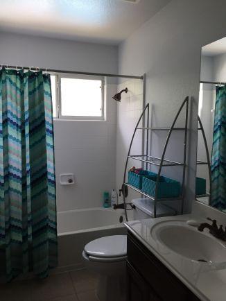 Badkamer meisjes