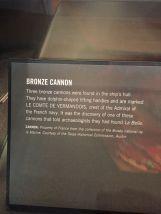 Het bronzen kannon...