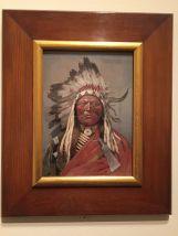 Sitting Bull!