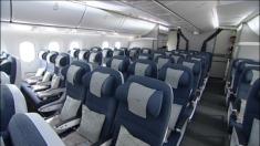 Inside the Dreamliner...
