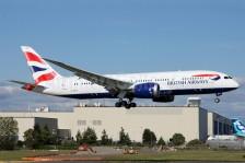 Boeing 787 Dreamliner...