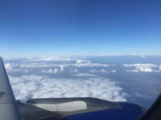 Die wolken!!!!! Machtig!