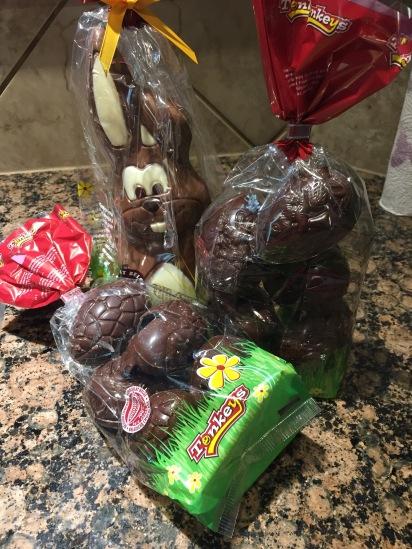 Chocolade, chocolade, chocolade...