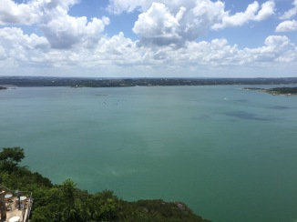 Lake Travis: almost full!