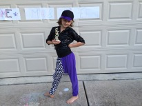 My little dancer...