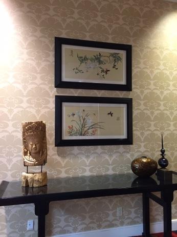 Chinese art work