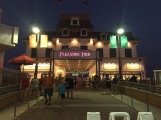 Pleasure Pier by night