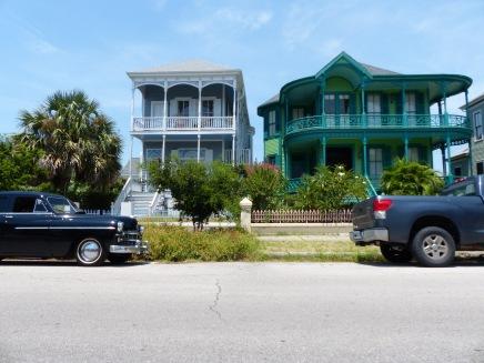 Prachtige huizen....