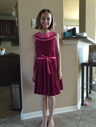 Ander kleedje Tine