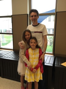 Papa en zijn meiden
