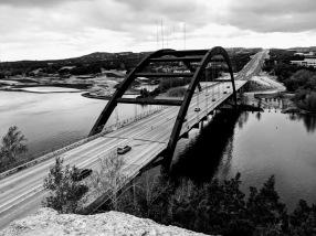 Google Photos' impression of the 360 Bridge