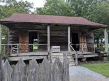 Slaves quarters
