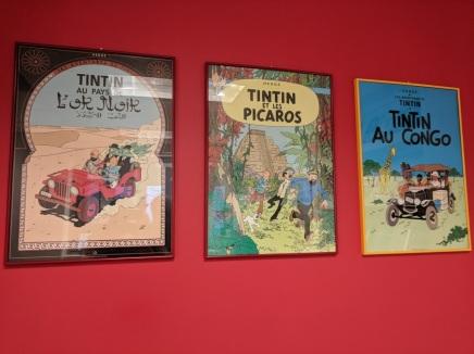 Tintin or Kuifje